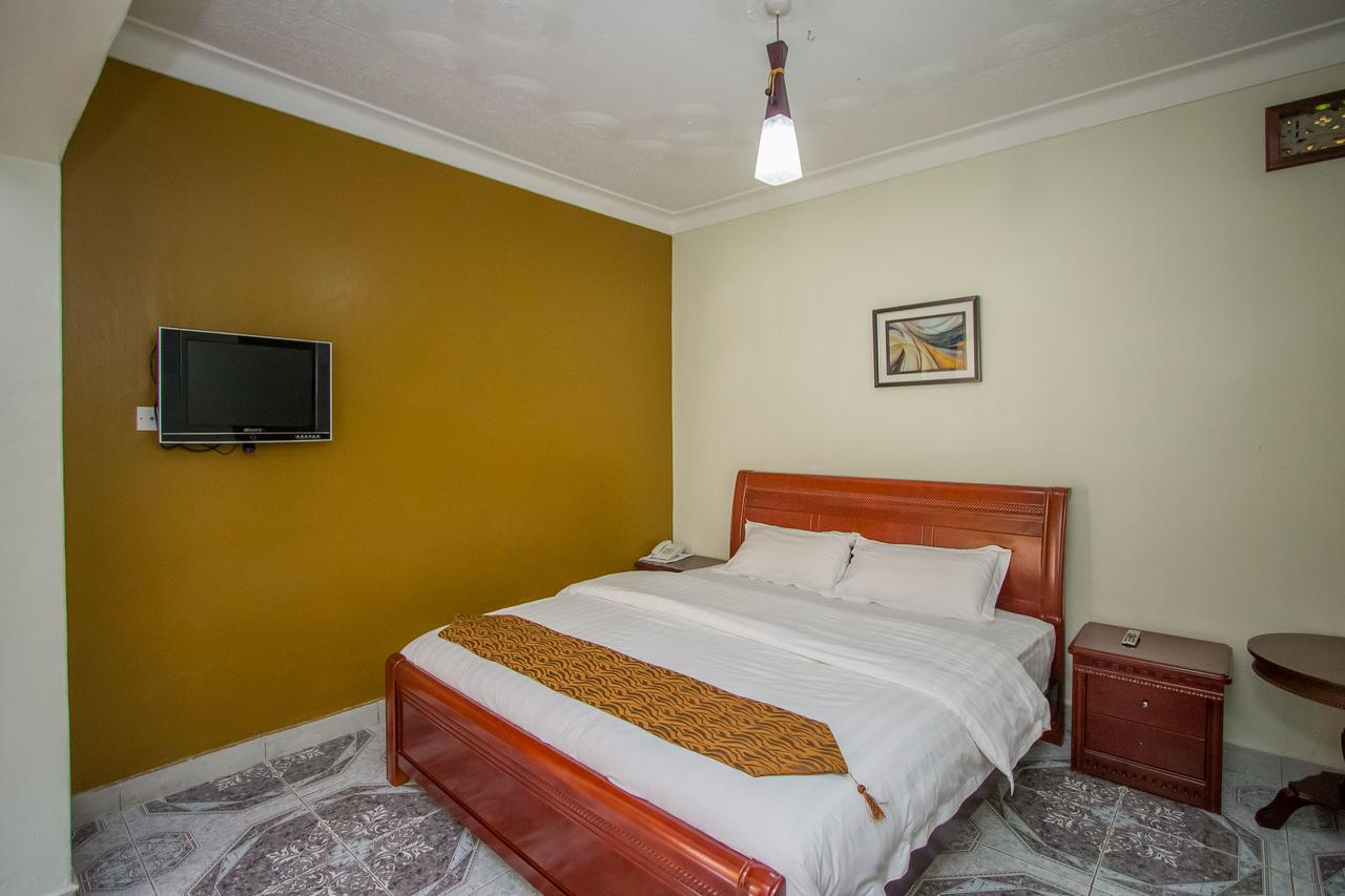 Standard Double Room in Bushenyi for Bed and Breakfast