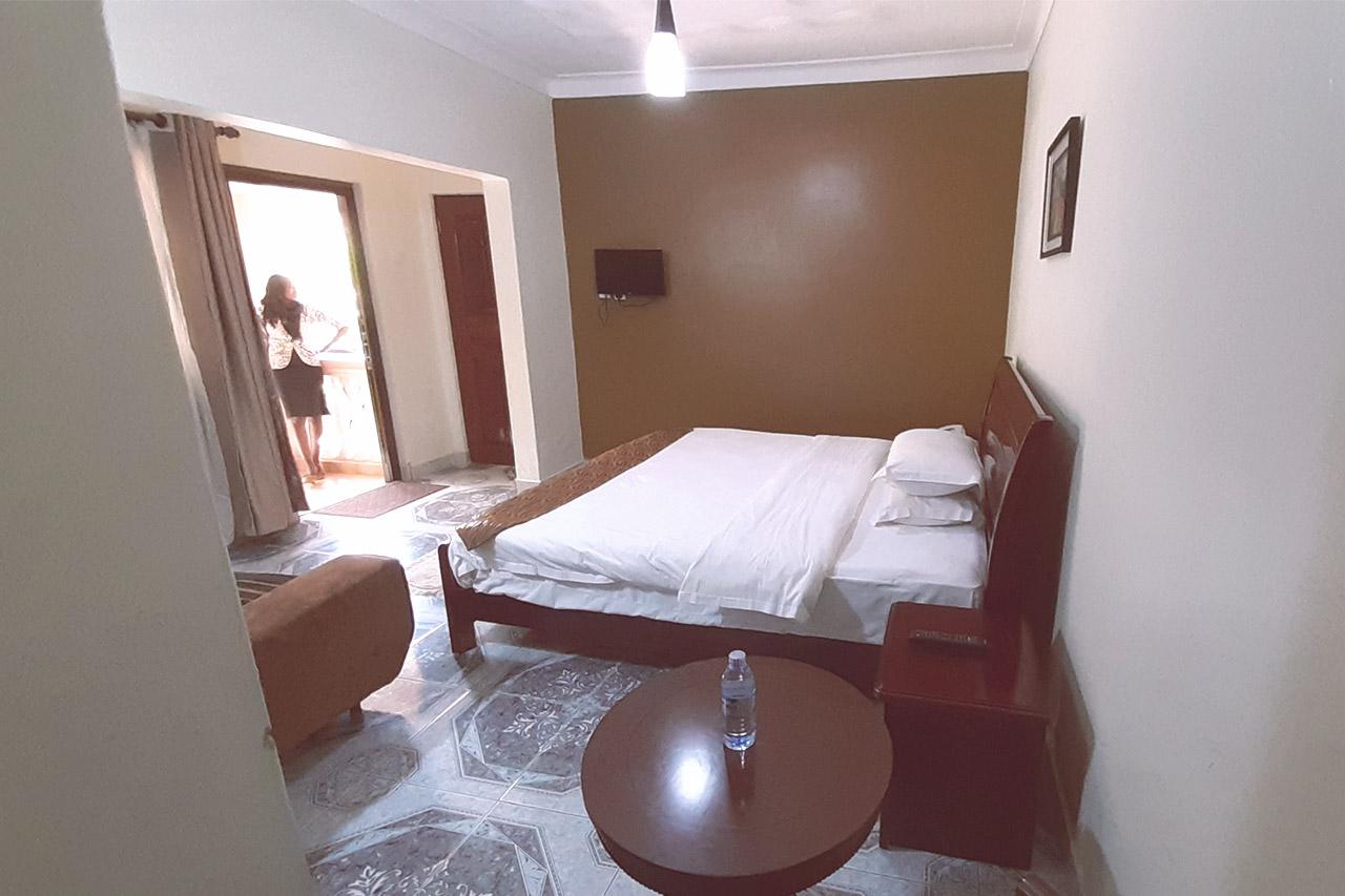 Accommodation in Bushenyi B&B Hotel