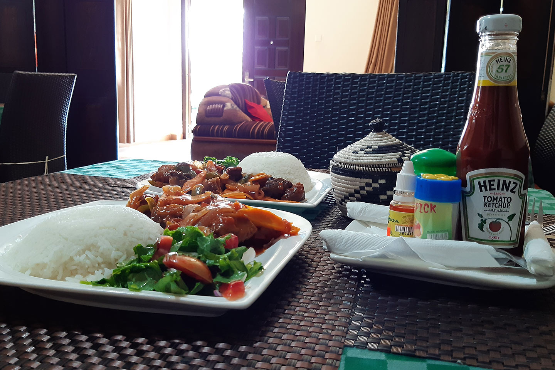 Tuzza Hotel Restaurant in Bushenyi